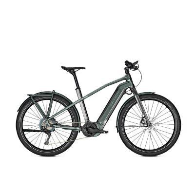 KALKHOFF ENDEAVOUR 7.B PURE Diamond E-Trekking Bike 2020 | diamondblack/techgreen glossy
