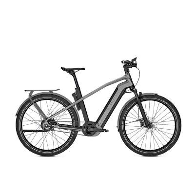 KALKHOFF ENDEAVOUR 7.B BELT Diamond E-Trekking Bike 2021 | magicblack/jetgrey matt