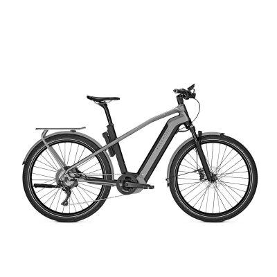 KALKHOFF ENDEAVOUR 7.B ADVANCE Diamond E-Trekking Bike 2021 | magicblack/jetgrey matt