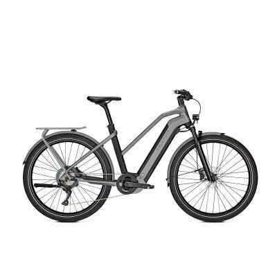 KALKHOFF ENDEAVOUR 7.B MOVE Trapez E-Trekking Bike 2021 | magicblack/jetgrey matt