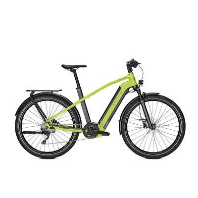 KALKHOFF ENDEAVOUR 7.B MOVE Diamond E-Trekking Bike 2021 | diamondblack/integralegreen matt