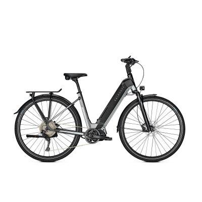 KALKHOFF ENDEAVOUR 5.S ADVANCE Wave E-Trekking Bike 2020 | smokesilver/diamondblack glossy