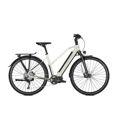 KALKHOFF ENDEAVOUR 5.S ADVANCE Trapez E-Trekking Bike 2020 | diamondblack/starwhite glossy