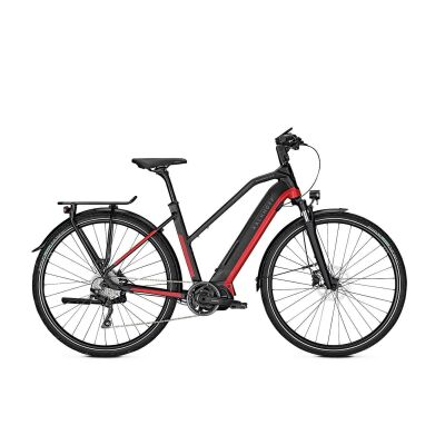 KALKHOFF ENDEAVOUR 5.S MOVE Trapez E-Trekking Bike 2020 | racingred/magicblack matt