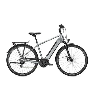 KALKHOFF ENDEAVOUR 3.B MOVE Diamond E-Trekking Bike 2021 | smokesilver glossy