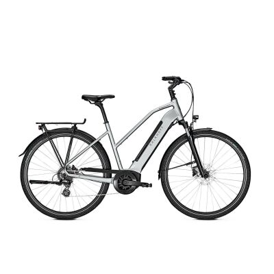 KALKHOFF ENDEAVOUR 3.B MOVE Trapez E-Trekking Bike 2021 | smokesilver glossy