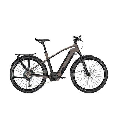 KALKHOFF ENTICE 7.B EXCITE Diamond E-Trekking Bike 2020 | moonstonegrey/magicblack matt