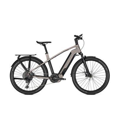 KALKHOFF ENTICE 7.B ADVANCE Diamond E-Trekking Bike 2021 | moonstonegrey/magicblack matt