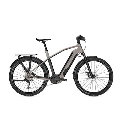 KALKHOFF ENTICE 7.B MOVE Diamond E-Trekking Bike 2021 | moonstonegrey/magicblack matt