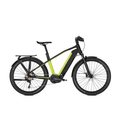 KALKHOFF ENTICE 7.B MOVE Diamond E-Trekking Bike 2021 | magicblack/integralegreen matt
