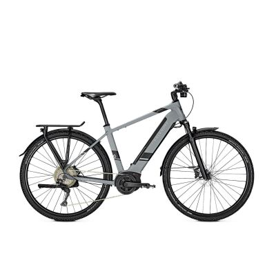KALKHOFF ENTICE 5.B EXCITE Diamond E-Trekking Bike 2020 | firered/magicblack matt