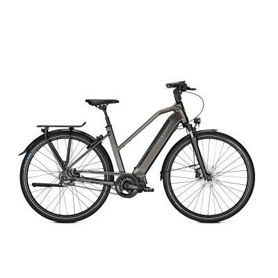 KALKHOFF IMAGE 5.S BELT Trapez E-City Bike 2020 | atlasgrey matt