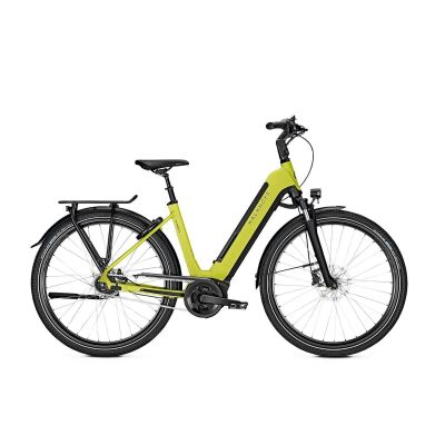 KALKHOFF IMAGE 5.B XXL Wave E-City Bike 2020 | wasabigreen/magicblack matt