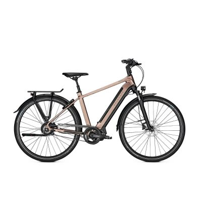 KALKHOFF IMAGE 5.S EXCITE Diamond E-City Bike 2020 | pecanbrown/magicblack matt