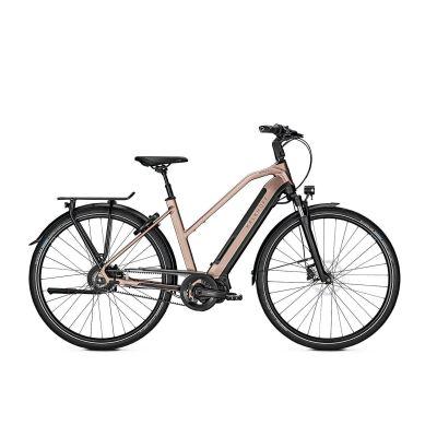 KALKHOFF IMAGE 5.S EXCITE Trapez E-City Bike 2020 | pecanbrown/magicblack matt