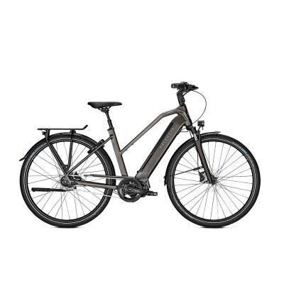 KALKHOFF IMAGE 5.S ADVANCE Trapez E-City Bike 2020 | atlasgrey matt