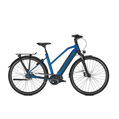KALKHOFF IMAGE 5.S ADVANCE Trapez E-City Bike 2020 | pacificblue/magicblack matt