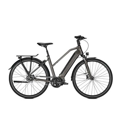 KALKHOFF IMAGE 5.S MOVE Trapez E-City Bike 2020 | atlasgrey matt