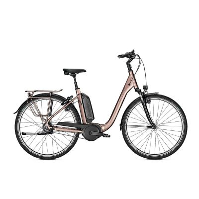 KALKHOFF AGATTU 3.B EXCITE Comfort Rücktritt E-City Bike 2020 | pecanbrown glossy