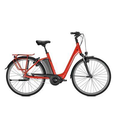KALKHOFF AGATTU 3.S ADVANCE Comfort E-City Bike 2020 | firered glossy