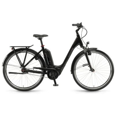 "Winora Tria N7eco Einrohr 400Wh E-Bike 28"" 7-G NexusRT 2021 | onyxschwarz"