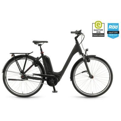 """Winora Tria N8f Einrohr 500Wh E-Bike 28"""" 8-G NexusFL 2021   schwarz matt"""