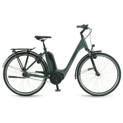"""Winora Tria N8f Einrohr 500Wh E-Bike 26"""" 8-G NexusFL 2021   olive"""