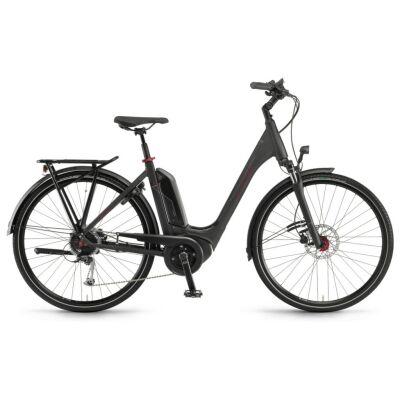 """Winora Tria 9 Einrohr 500Wh E-Bike 26"""" 9-G Alivio 2021   schwarz matt"""