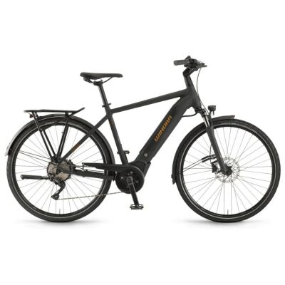 "Winora Sinus i10 Herren i500Wh E-Bike 28"" 10-G Deore 2020 | schwarz matt"
