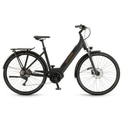 "Winora Sinus i10 Einrohr i500Wh E-Bike 28"" 10-G Deore 2020   schwarz matt"
