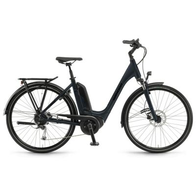 "Winora Tria 10 Einrohr 500Wh E-Bike 26"" 10-G Deore 2020 | graphit"