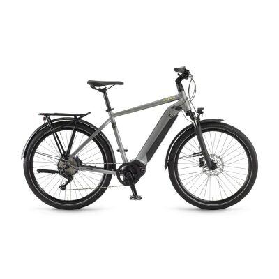 "Winora Sinus iX10 Herren i500Wh E-Bike 27,5""10-G Deore 2021   concrete"