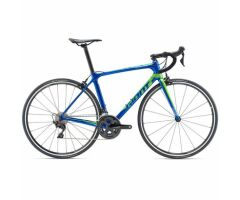 GIANT TCR ADVANCED 2 Rennrad 2019  | Electric Blue