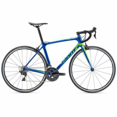 GIANT TCR ADVANCED 2 Rennrad 2019 | Electric Blue XS