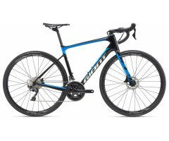 GIANT DEFY ADVANCED 1-HRD Carbon 2019 | Vibrant Blue