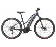 LIV AMITI-E+ 2 E-Bike Trekking 2019 | Charcoal