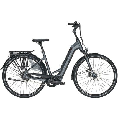 "Pegasus Opero EVO 5F Di2 NL DA E-City 28""Vorführrad Wave Gang Nabenschaltung mit Freilauf platinium grey matt 555Wh E-Bike | 2020"
