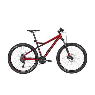 BULLS Zarena 2 27,5 DA MTB 27,5 Hardtail Gang Kettenschaltung chrome red/black matt | 2020