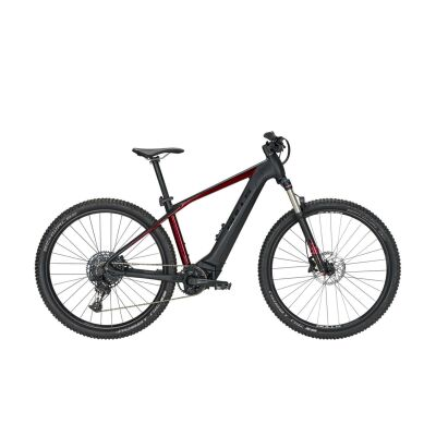BULLS Copperhead Evo 3 27,5+ HE E-MTB 27,5+ Hardtail Gang Kettenschaltung black matt/dark chrome red 500Wh E-Bike | 2020
