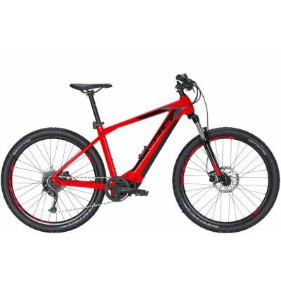 "BULLS Copperhead EVO 1 Street 29 HE E-ATB 29"" Hardtail Gang Kettenschaltung chrome black matt/chrome red 500Wh E-Bike | 2020"