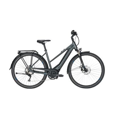 "BULLS Lacuba EVO 10 DA E-Trekking 28"" Trapez Gang Kettenschaltung grey 750Wh E-Bike | 2020"