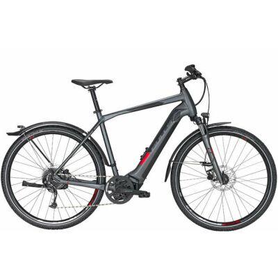 """BULLS Cross Flyer Evo HE E-Cross Bike 28"""" Diamant Gang Kettenschaltung grey matt 625Wh E-Bike   2020"""