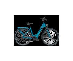 "Pegasus Solero Evo 9 DA E-City 28"" Wave Gang Kettenschaltung metallic petrol 400Wh E-Bike | 2020"