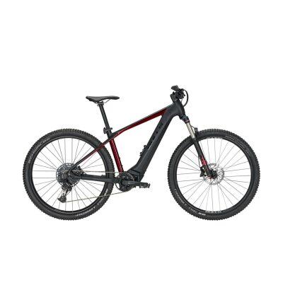 "BULLS Copperhead Evo 3 27,5+ HE E-MTB 27,5+"" Hardtail Gang Kettenschaltung black matt/dark chrome red 625Wh E-Bike | 2020 | 54 cm"
