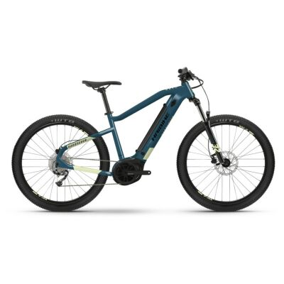 Haibike HardSeven 5 500Wh E-Bike 9-G Alivio 2021 | blue/canary