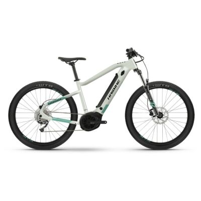 Haibike HardSeven 5 500Wh E-Bike 9-G Alivio 2021 | honey/teal matte