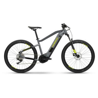 Haibike HardSeven 6 i630Wh E-Bike 10-G Deore 2021 | cool grey/black