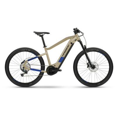 Haibike HardSeven 7 630Wh E-Bike 12-G SLX 2021 | cofee/blue