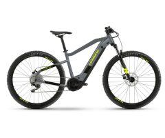 Haibike HardNine 6 i630 10-G Deore 2021 | cool grey/black