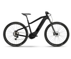 Haibike HardNine 8 i630Wh E-Bike 12-G XT 2021 | black ink...